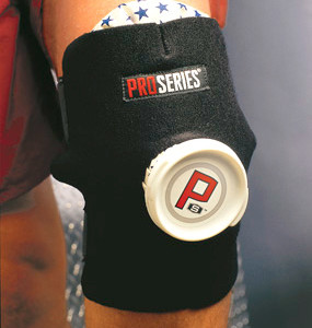 Knee / Ankle / Shin (Universal Medium) Ice Pack & Ice Wrap